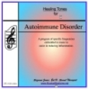 Autoimmune Disorder CD for  Headphones and/or VA Devices