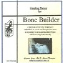 Bone Builder CD for Vibro Acoustic Devices -Frequencies Only