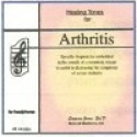Arthritis (severe) Frequencies Embedded in Mountain Stream CD