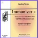 Immunizer + CD  or use with Headphones and/or Vibro Acoustic Devices