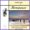 Menopause CD for Vibro Acoustic Devices -Frequencies