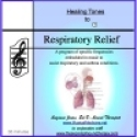 Respiratory Relief CD for use with Headphones and/or Vibro Acoustic Devices