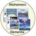 ALZHEIMER's/DEMENTIA - 4 CD set or Flash Drive