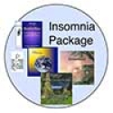 INSOMNIA PACKAGE - 4 CD set or Flash Drive