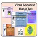 VIBRO ACOUSTIC BASIC SET - 5 CDs or Flash Drive