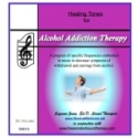 Alcohol Addiction Therapy CD for use with Headphones