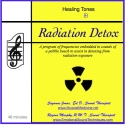 Radiation Detox CD frequencies in beach sounds for headphones